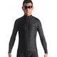 assos LS.milleIntermediateJacket_evo7 Men Block Black
